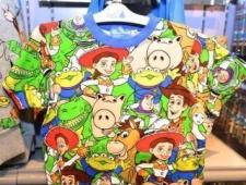 トイストーリーTシャツ