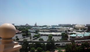 ランドホテル景観