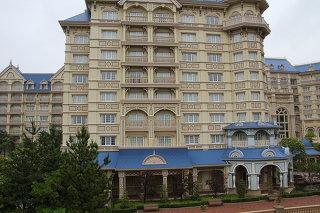 ランドホテルの景観