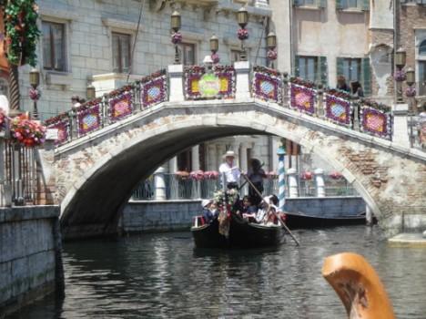 ヴェネツィアンゴンドラ水路